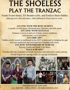 tranzac poster with picture